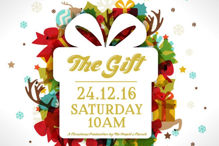 The Gift Christmas Production