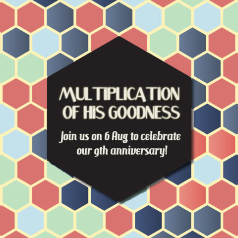 Multiplication of His Goodness