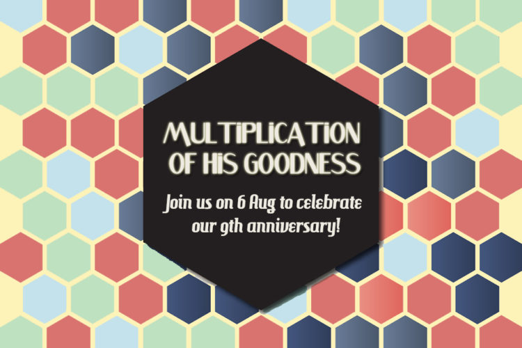 Multiplication of His Goodness: The People's Church 9th Anniversary