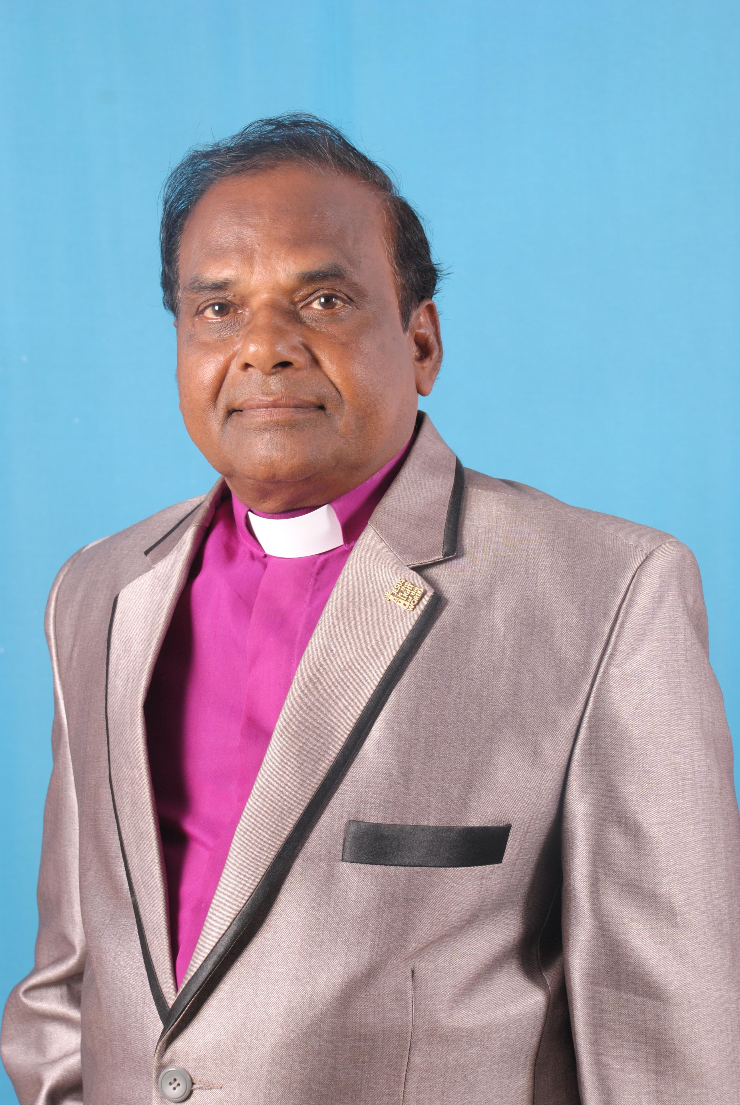 Bishop Rajakumar Zeal Gospel