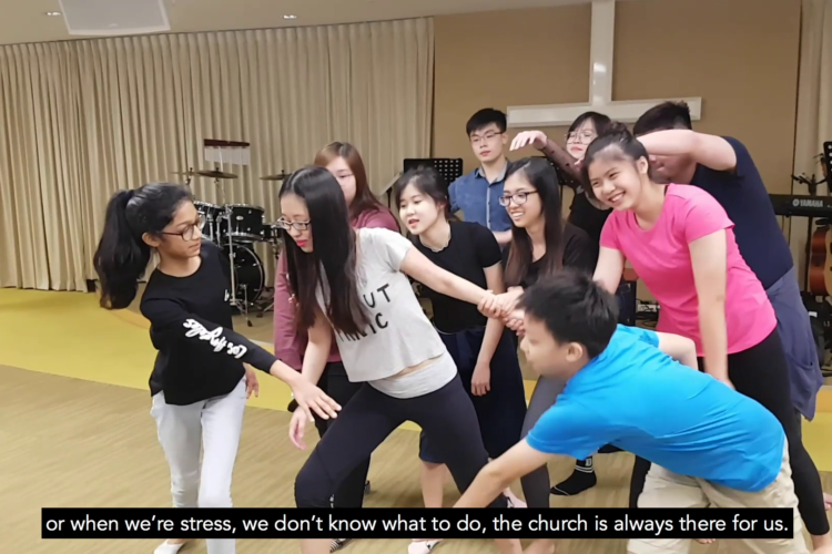 [Sneak Peak Preview] Dance Performance by The People's Church Singapore HeartBeat Youth Ministry