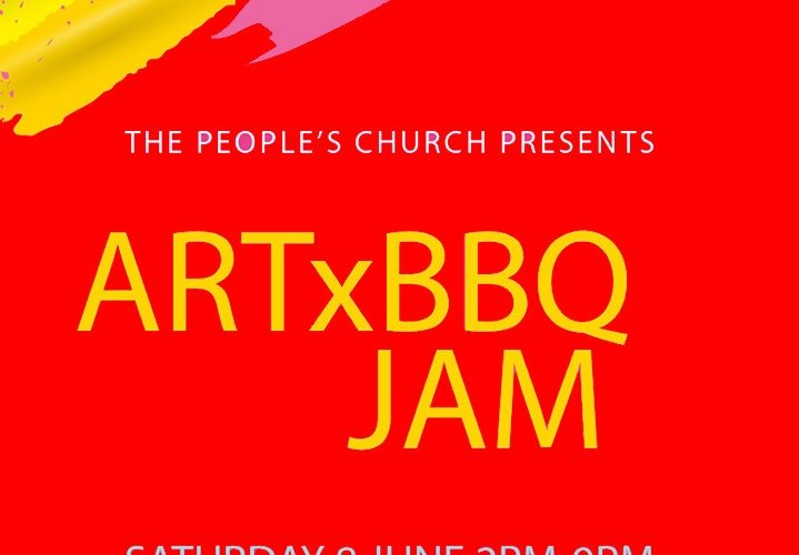 TPC Art & BBQ Jam 2019