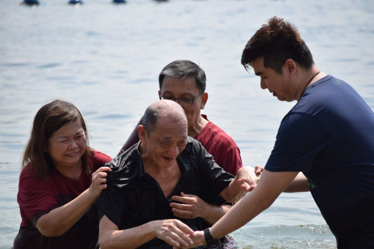 The People's Church Baptism & Gathering 27 July 2019