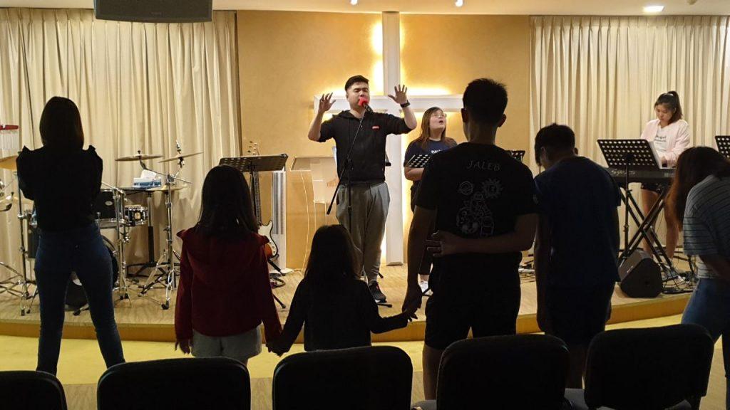 worship night service